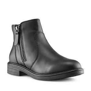 NWOB COUGAR Harley black leather boots